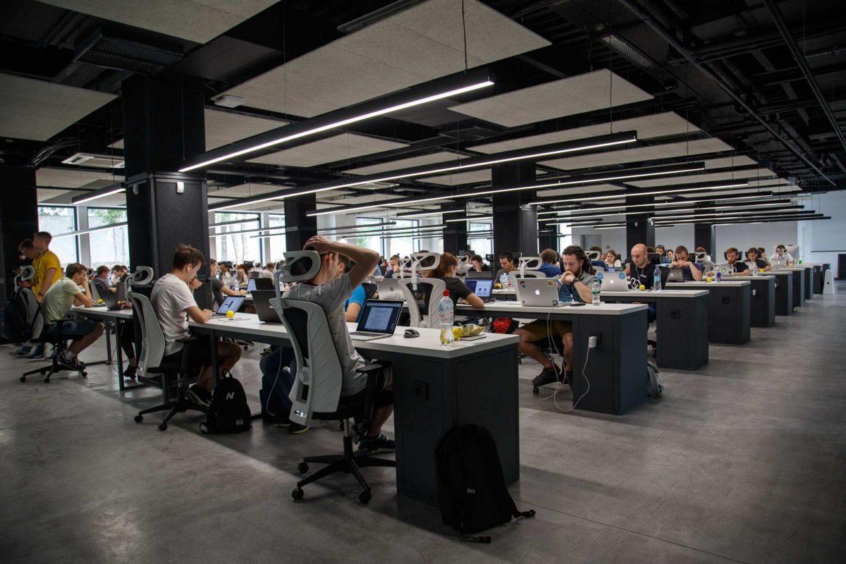 Beneficios buena acústica oficinas