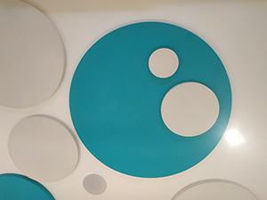 paneles acusticos decorativos hoteles comedores