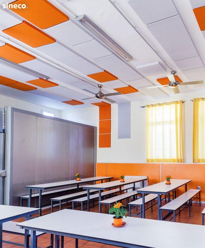 Colegio Liceo Francés Málaga - Proyecto realizado con sineco.
