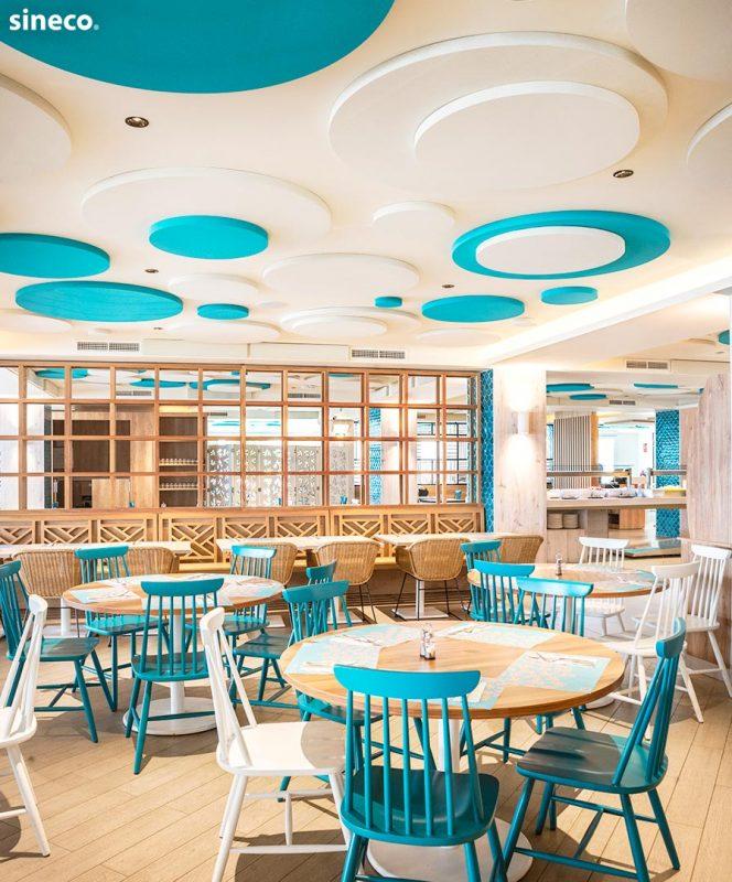 Hotel Smy Costa del Sol - Proyecto realizado con sineco.