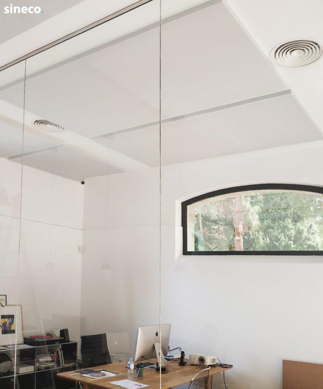 Oficina Clue Technologies - Proyecto realizado con sineco.