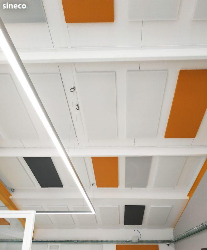 Oficinas Genesis Home Technologies Architects - Proyecto realizado con sineco.