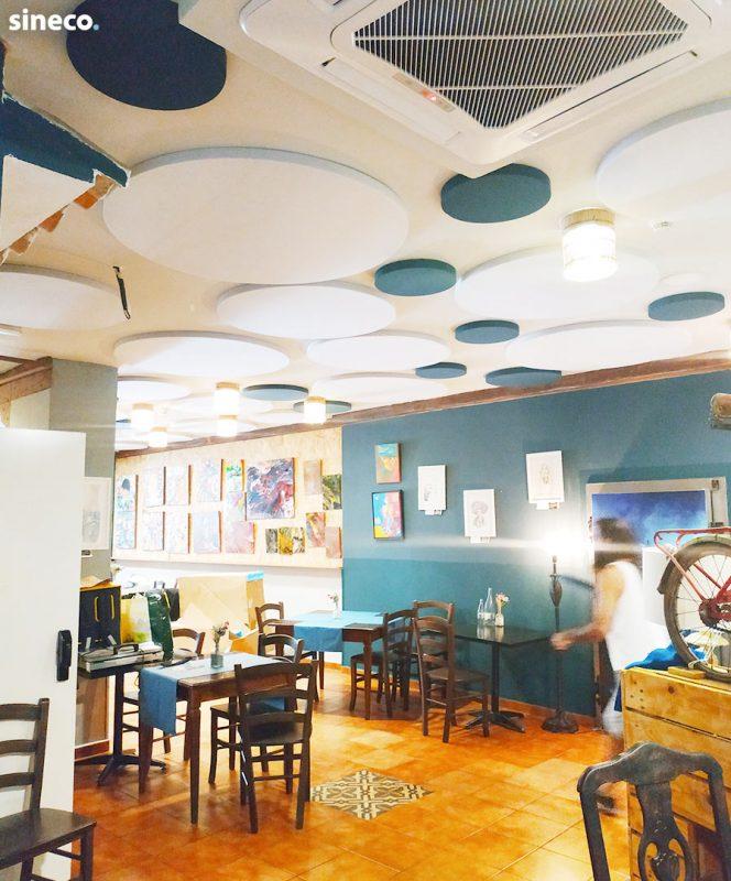 Restaurante Buenavista - Proyecto realizado con sineco.