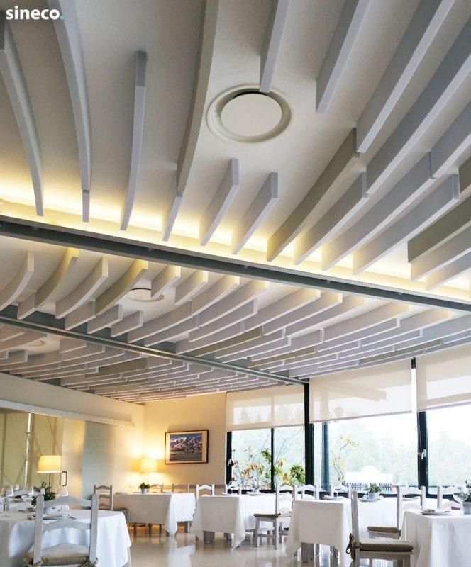 Restaurante El Candado Golf - Proyecto realizado con sineco.
