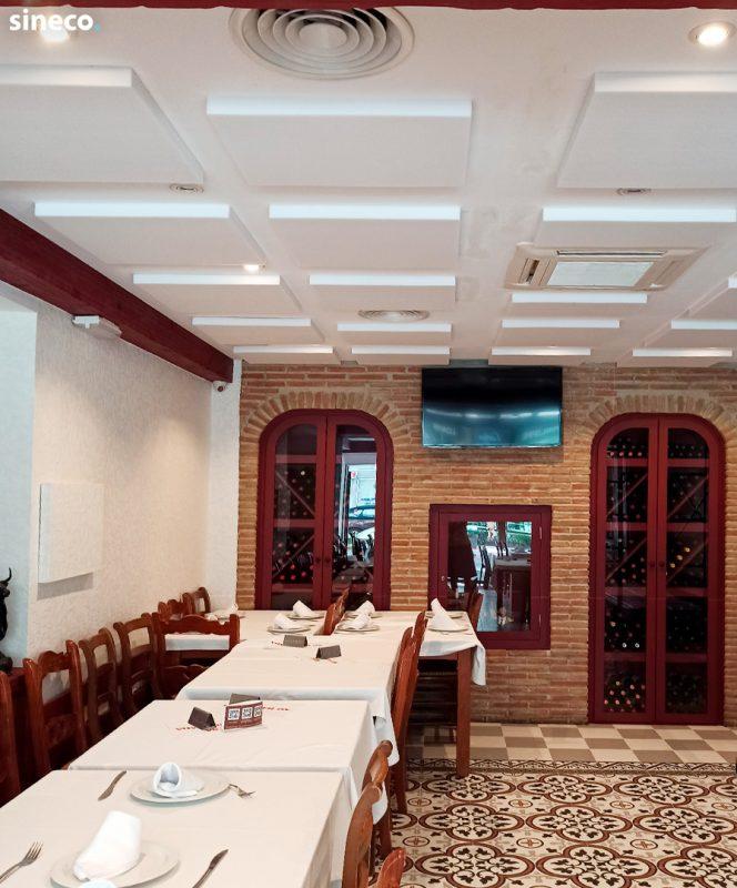 Restaurante El Torillo - Proyecto realizado con sineco.