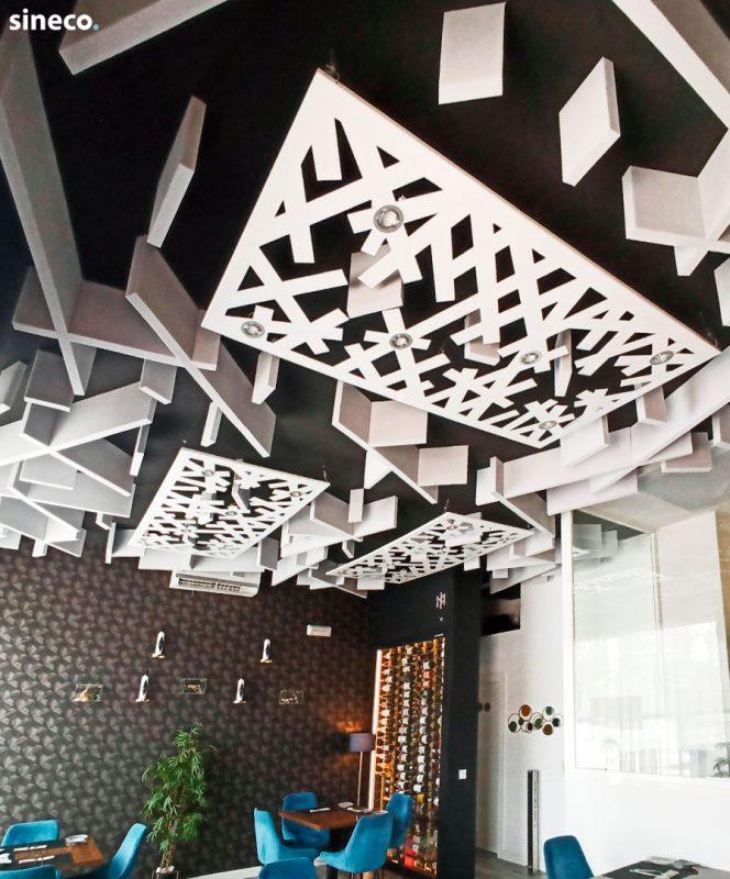 Restaurante Palodu - Proyecto realizado con sineco.
