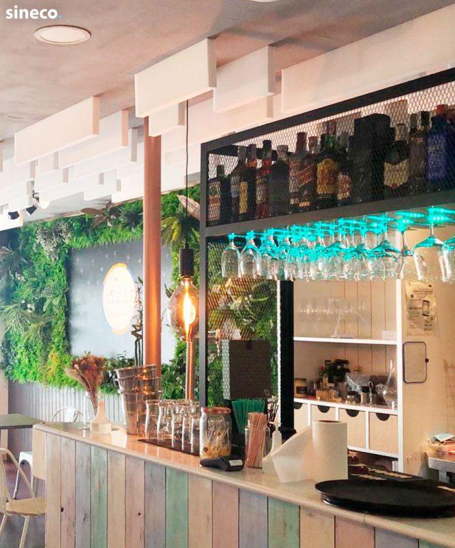 Restaurante Serendipia - Proyecto realizado con sineco.
